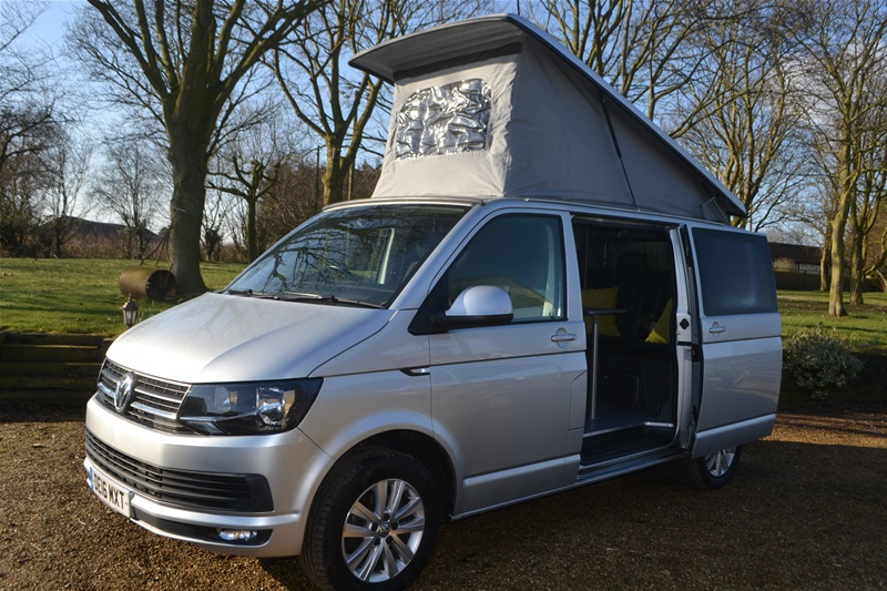2016 VW T6 4 Berth