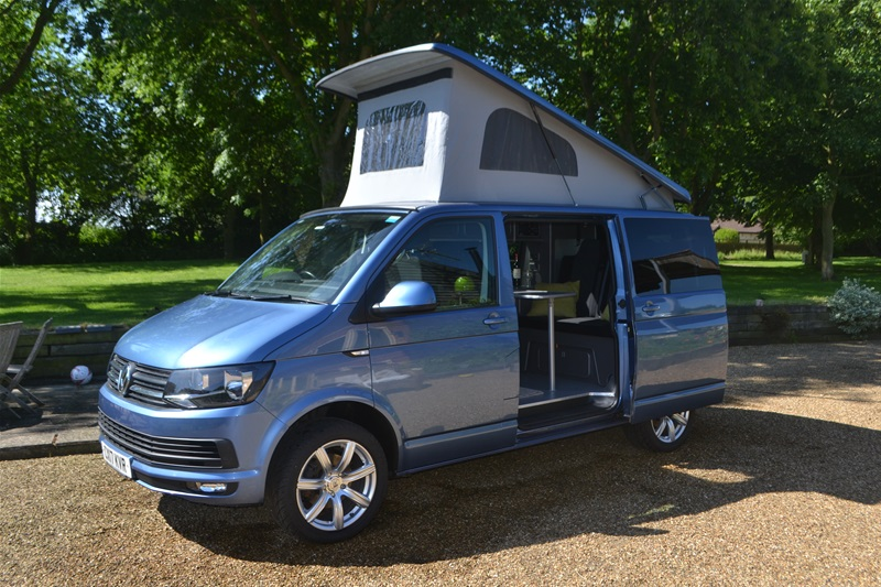 2017 VW T6 4 Berth 150bhp
