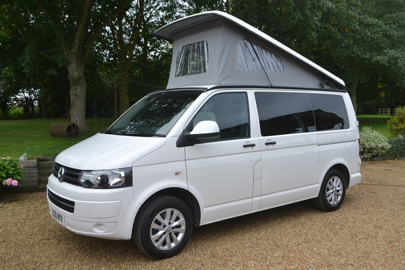 2010 VW T5 4 Berth