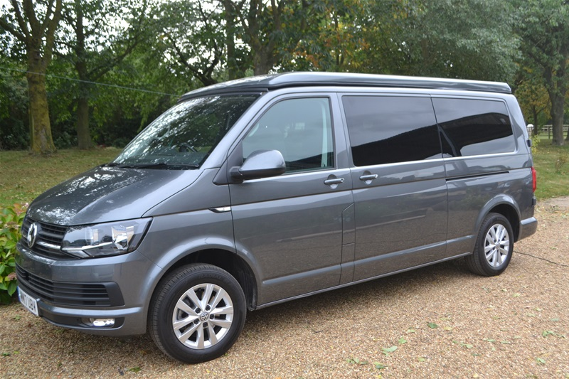 2018 LWB VW T6 4 Berth Auto