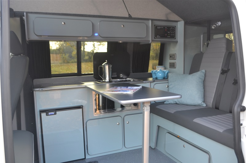 2016 VW T6 4 Berth Retro