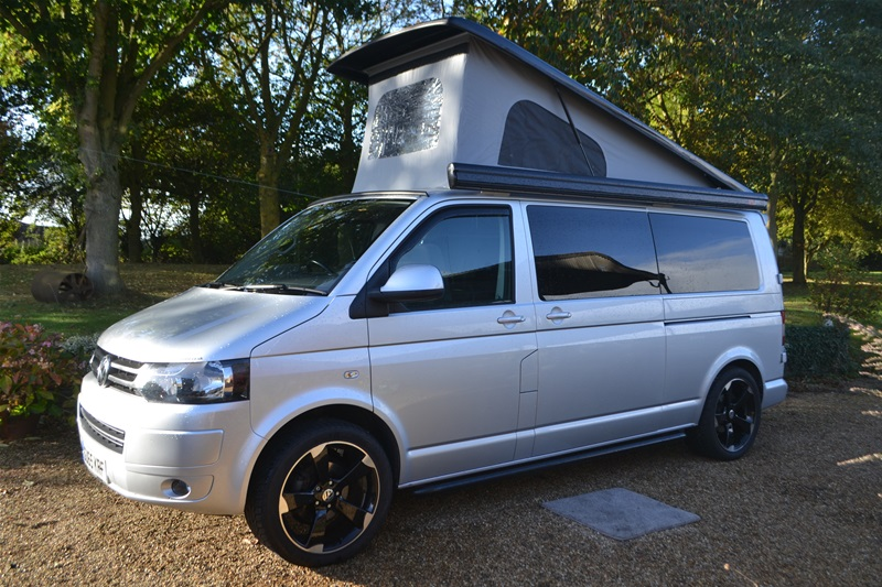 2015 VW T5 4 Berth LWB 140bhp