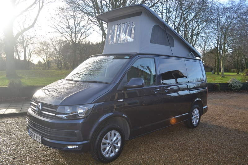 2017 VW T6 4 Berth
