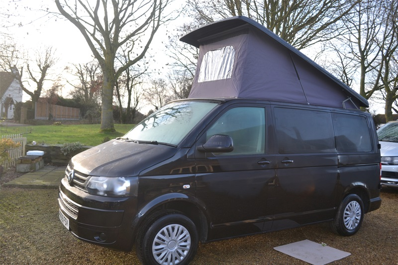 2016 VW T5 4 Berth