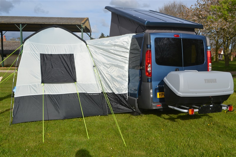 Easy Camp Shamrock Driveaway Awning