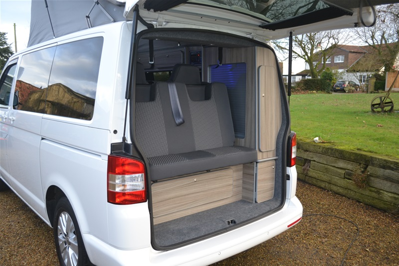 2014 VW T5 4 Berth
