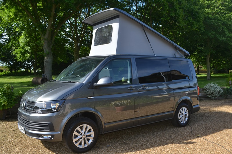 2015 VW T6 4 Berth