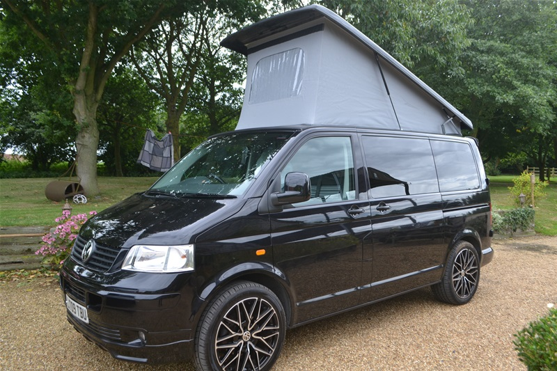 2009 VW T5 4 Berth