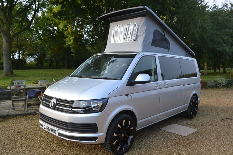 2016 VW T6 4 Berth LWB