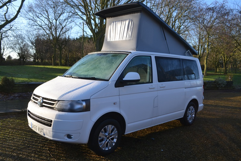 2015 VW T5 4 Berth