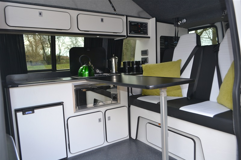 2011 VW T5 4 Berth