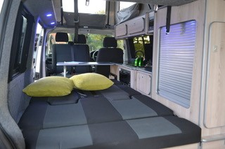 2017 VW T6 Hi Line 4 Berth